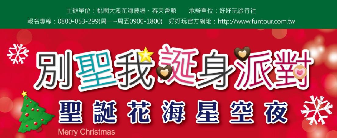 好好玩,單身,交友,派對,聖誕,聯誼,交友活動